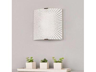 Applique LED décorative Lyes en verre– LAMPENWELT.com