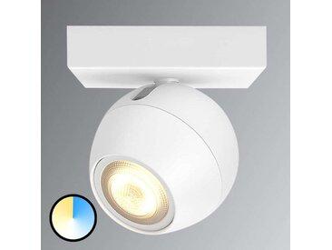 Philips Hue Buckram spot LED blanc variateur