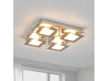Lampe de cuisine LED carrée Manja
