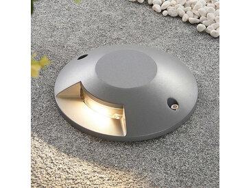 Lucande Jeffrey Lampe de sol LED à 1 lampe