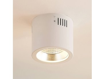 Arcchio Liddy Downlight LED, blanc, Ø 14,8 cm