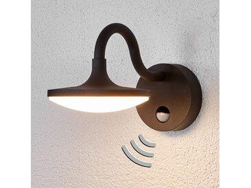 Applique d'extérieur LED Finny avec détecteur– LAMPENWELT.com