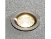 Arcchio Fortio lampe LED 3000K 30° nickel