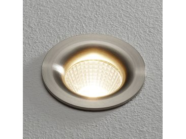 Arcchio Fortio lampe LED 3 000 K 30° nickel