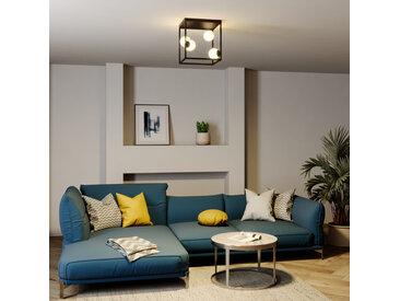 Lindby Utopia plafonnier LED, à 4 lampes