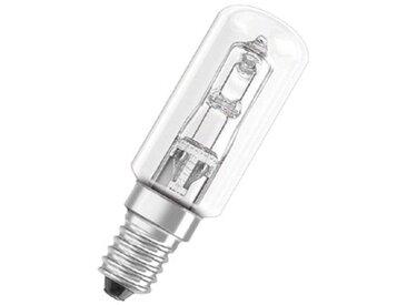 E14 40W Ampoule halogène claire Halolux T