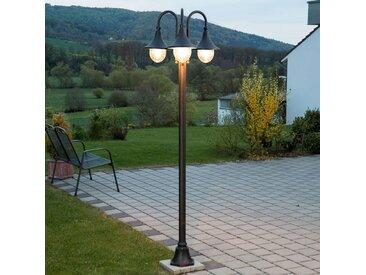 Candélabre Daphné à trois lampes– LAMPENWELT.com
