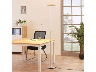 Lampadaire indirect LED Jernika avec liseuse– LAMPENWELT.com