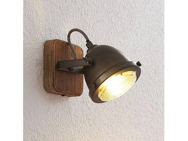 Lindby Shila plafonnier à spot à 1 lampe