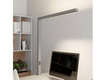 Arcchio Jolinda lampe à pince LED, argentée