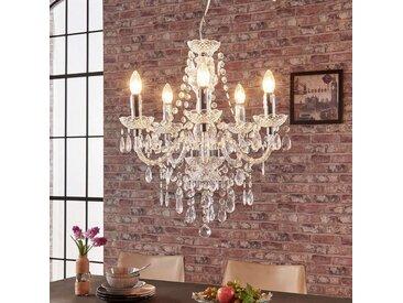 Lustre à 5 lampes Merida– LAMPENWELT.com