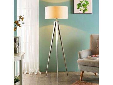 Beau lampadaire à trépied Benik– LAMPENWELT.com