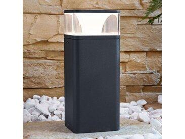 Lampe pour socle LED Lidia en aluminium 25 cm– LAMPENWELT.com