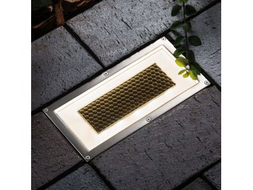 Paulmann Solar Box lampe encastrable LED 20x10cm