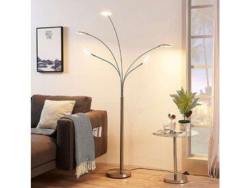 Lampadaire LED Anea à 5 lampes