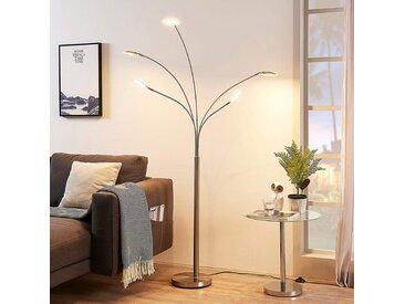 Lampadaire LED Anea à 5 lampes– LAMPENWELT.com