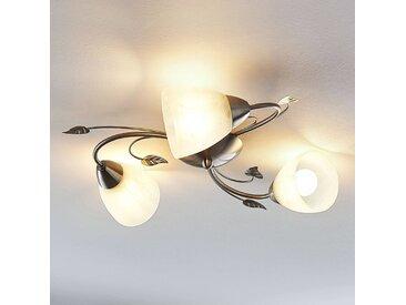 Lindby Yannie plafonnier LED à 3 lampes