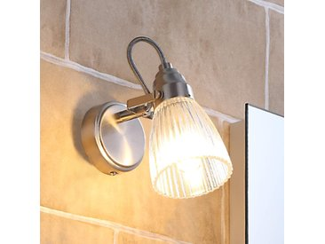 Jolie applique de salle de bain à LED, IP44– LAMPENWELT.com