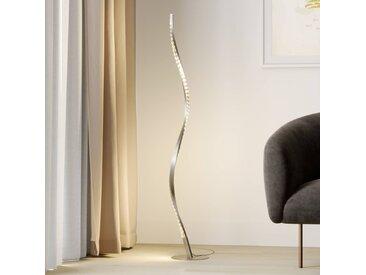 Lindby Criostal lampadaire LED changement couleur