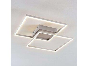 Plafonnier LED Mirac au design intéressant