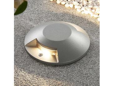 Lucande Jeffrey Lampe de sol LED à 2 lampes