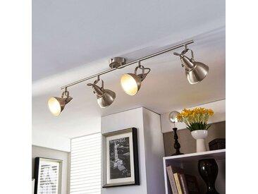 Lampe de cuisine vintage Julin à quatre lampes– LAMPENWELT.com
