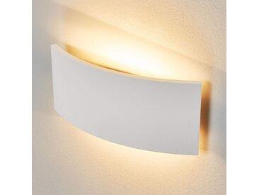 Applique intemporelle Naike en plâtre– LAMPENWELT.com