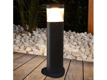 Luminaire pour socle LED Milou gris foncé– LAMPENWELT.com