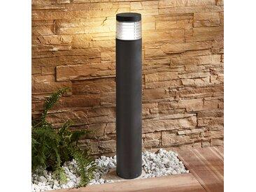 Potelet LED Jaxon avec cache grille, 100cm– LAMPENWELT.com