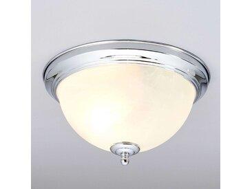 Plafonnier pour salle de bain Corvin chrome– LAMPENWELT.com