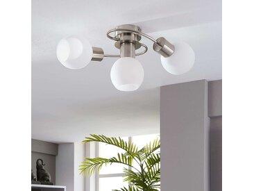 Plafonnier LED Ciala à 3 lampes