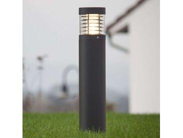 Borne lumineuse LED Lucius hauteur 65 cm– LAMPENWELT.com