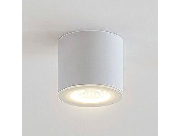 Downlight LED Demiran blanc, rond