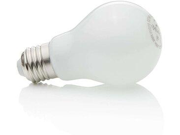 Ampoule LED E27 8W, blanc chaud, 806 lumens– LAMPENWELT.com