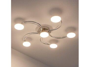 Plafonnier Lillith avec LED puissantes– LAMPENWELT.com