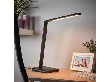 Lampe de bureau LED Kuno avec port USB