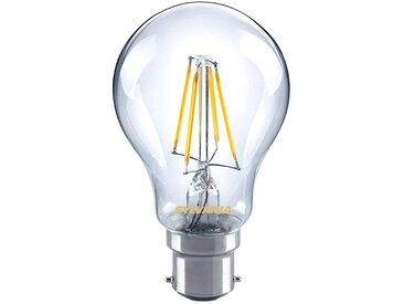 Ampoule à filament LED B22 4 W 827, transparent