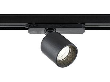 Arcchio Candra spot sur rail LED noir 17W 4000K