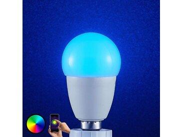 Lindby Smart ampoule LED WiFi E14 4,5W goutte RVB– LAMPENWELT.com