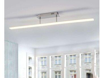 Plafonnier LED Corey, de forme allongée– LAMPENWELT.com
