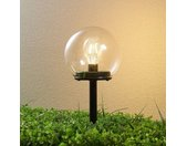 Lindby Roana lampe solaire LED jardin et table