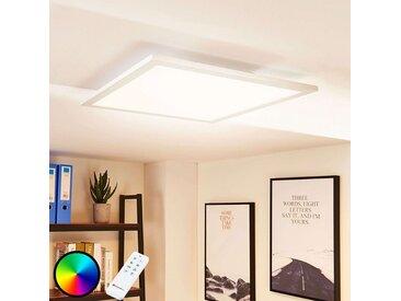 Panneau LED Tinus, variateur de couleur RVB– LAMPENWELT.com
