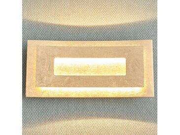 Applique murale LED Lolina séduisante, doré– LAMPENWELT.com