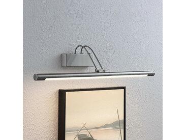 Applique tableau LED Mailine interrupteur, nickel