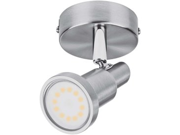 LEDVANCE Niclas spot LED, nickel, 1lampe