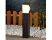 Lampe pour socle Kiran en aluminium