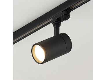 Arcchio Cady Spot LED sur rail noir 15° 22 W
