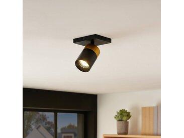 Arcchio Nikora spot de plafond, 1 lampe, angulaire