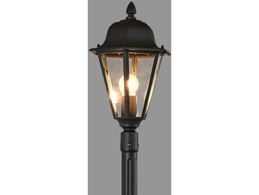 Lampadaire d'extérieur Edana en gris graphite– LAMPENWELT.com