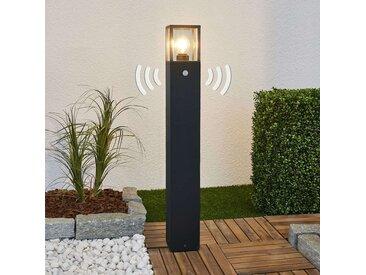 Borne lumineuse Klemens avec détecteur 90cm– LAMPENWELT.com